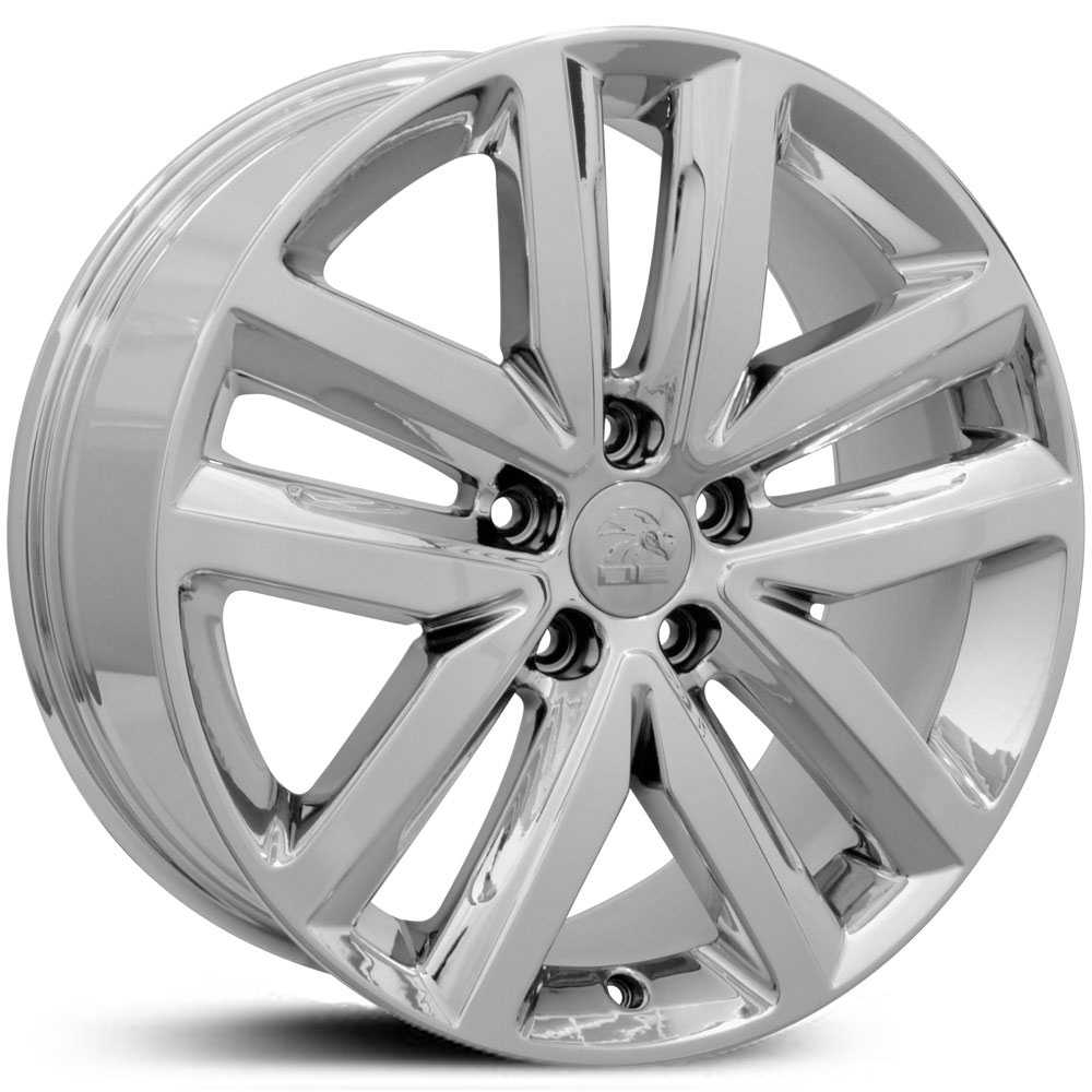 Volkswagen Jetta (VW27)  Rims PVD Chrome