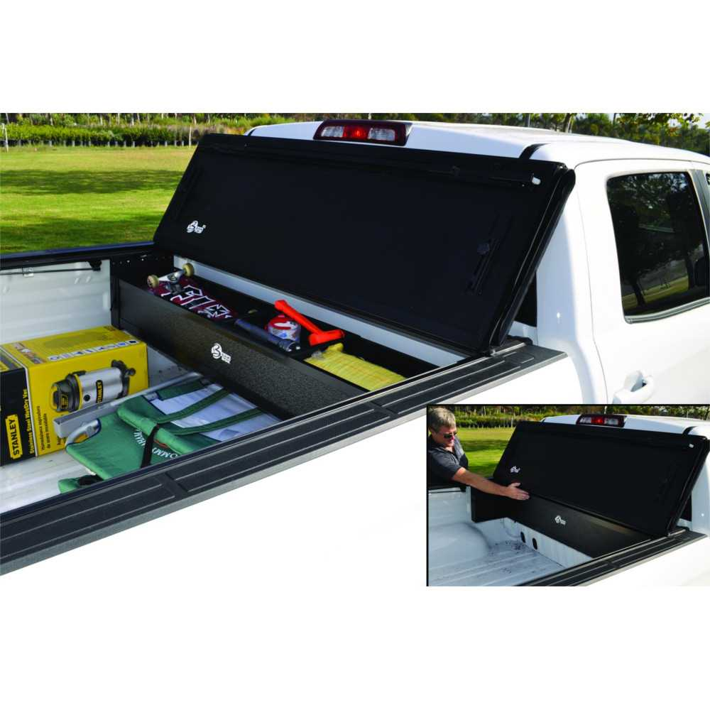Ford F 150 Truck Bed Dimensions >> BAK Box 2 Tool Box - 92321 - 2015 Ford F150 All Beds