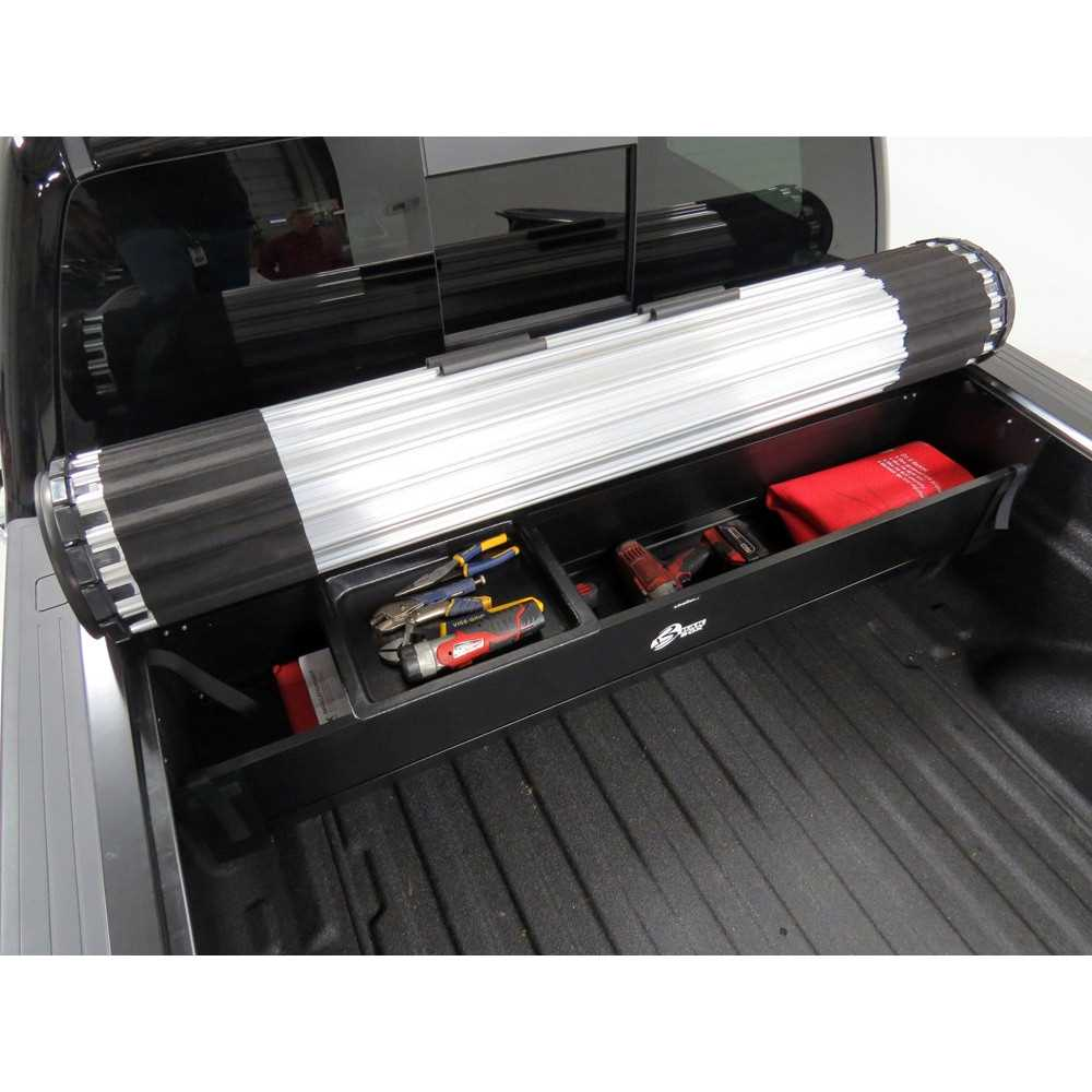 BAK Box 2 Tool Box - 92125 - 2015 GMC Canyon All Beds