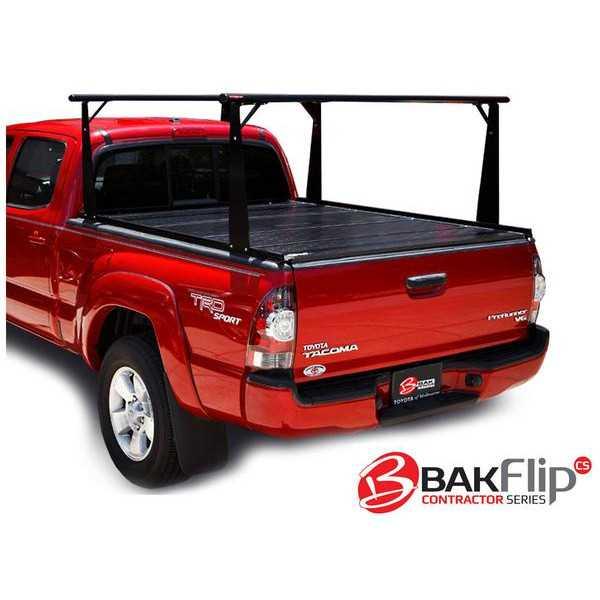 Bakflip Cs 26411bt 2007 2015 Toyota Tundra 8 Bed W O