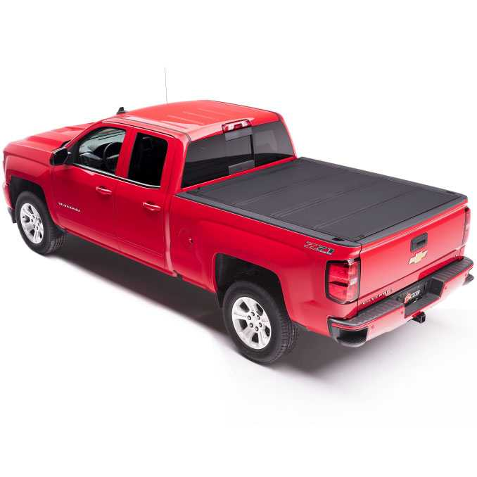 "Bakflip MX4 - 48203 - 2009-2016 Dodge Ram W/O Ram Box 6' 4"" Bed"