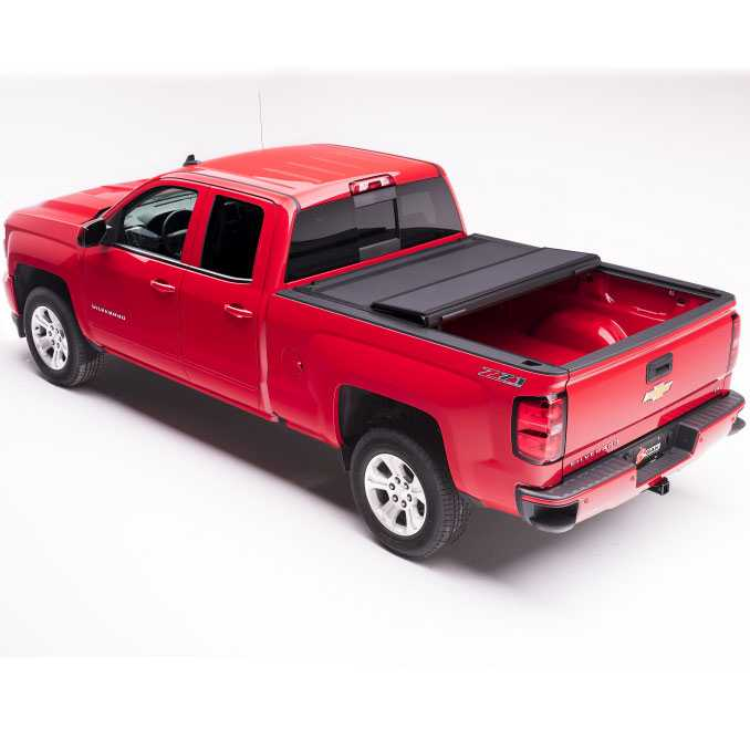 "2015-2016 Ford F150 6' 6"" Bed"