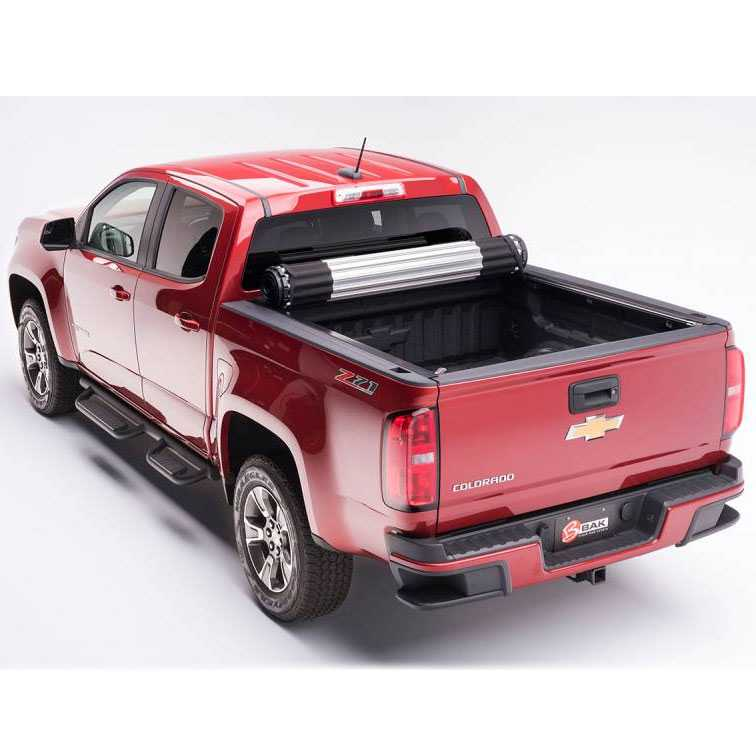 revolver x2 39126 2015 2016 chevrolet colorado 5 39 bed. Cars Review. Best American Auto & Cars Review