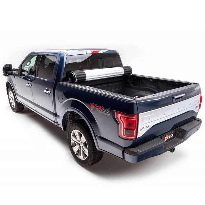 "Ford F150 Hard Bed Cover Bak Industries Revolver X2 - 39327 - 2015-2016 Ford F150 6' 6"" Bed"