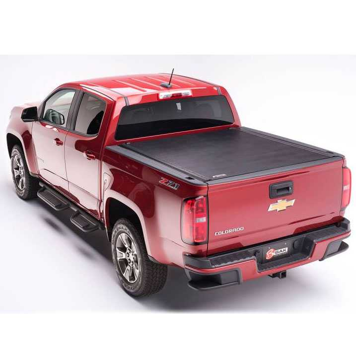2015-2016 GMC Canyon 6' Bed