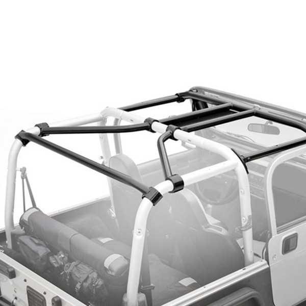 Smittybilt Armor Src Cage Kit 7 Piece 2010 2015 Jeep