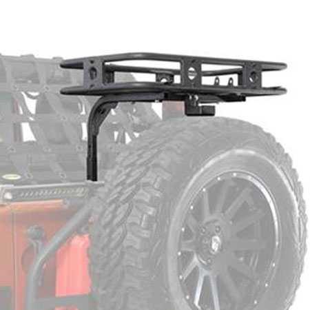 Smittybilt Racks Defender Rack 2007 2015 Jeep Wrangler