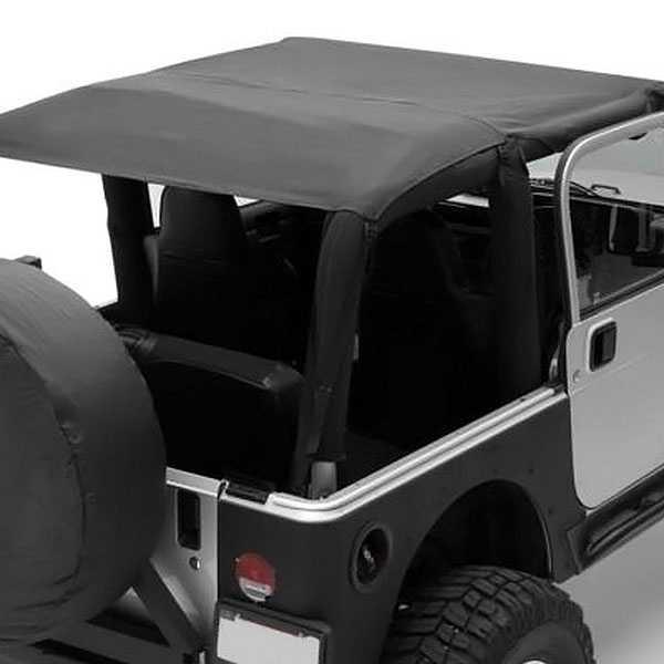 Jeep Wrangler Top Accessories: Smittybilt 2010-2015 Jeep Wrangler (JK)