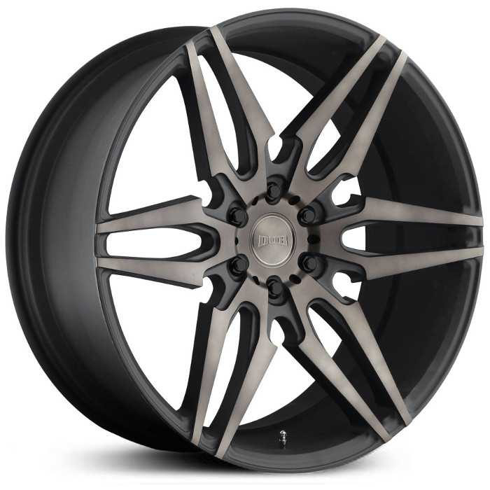 Dub S211 Attack 6 Black