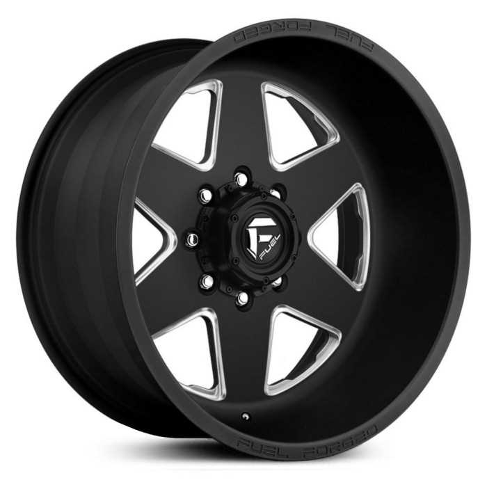 Fuel Forged FF17 Forged  Wheels Black Milled