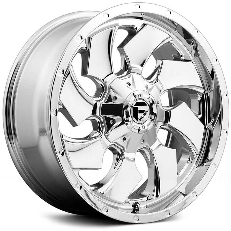 Fuel Offroad D573 Cleaver  Wheels Chrome