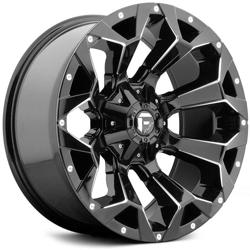 D576 Assault Gloss Black