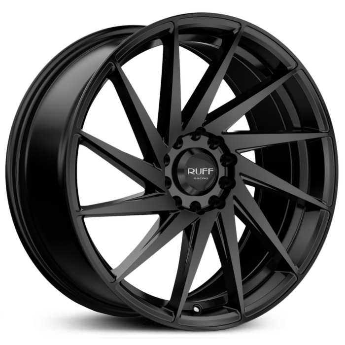 Ruff Racing R363 Black