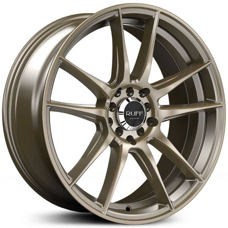 Ruff Racing R364 Gold/Bronze
