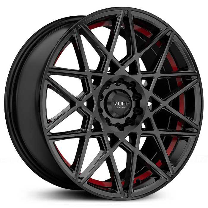 Ruff Racing R365 Black