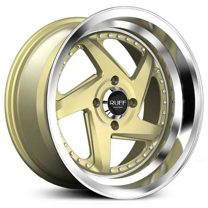 Ruff Racing R368 Gold/Bronze