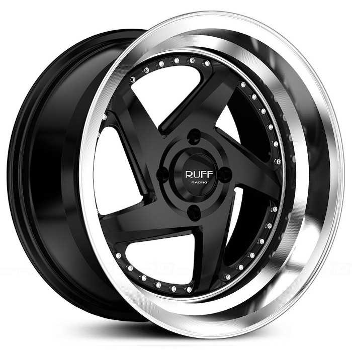 Ruff Racing R368 Black