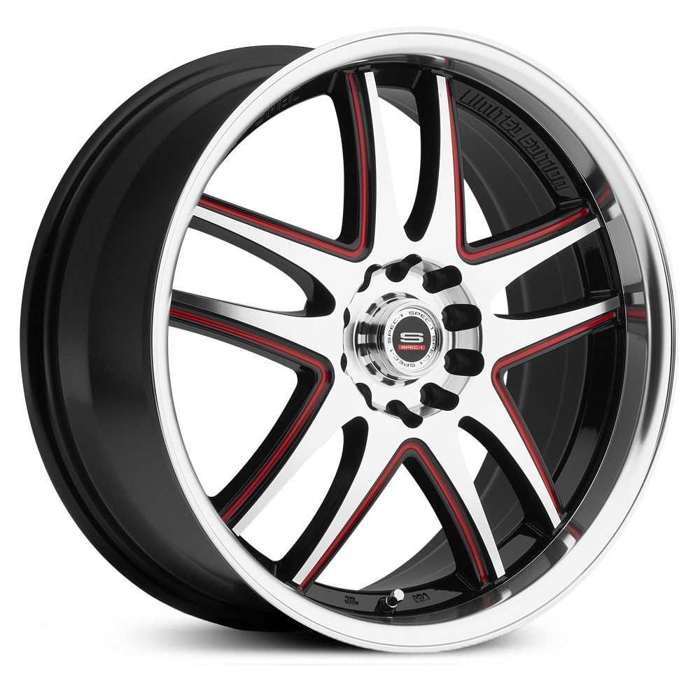 Truck Rims And Tire Packages >> Spec-1 SP-15 Wheels & Rims