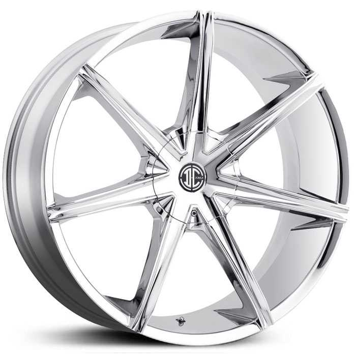 2Crave No 29  Wheels Chrome