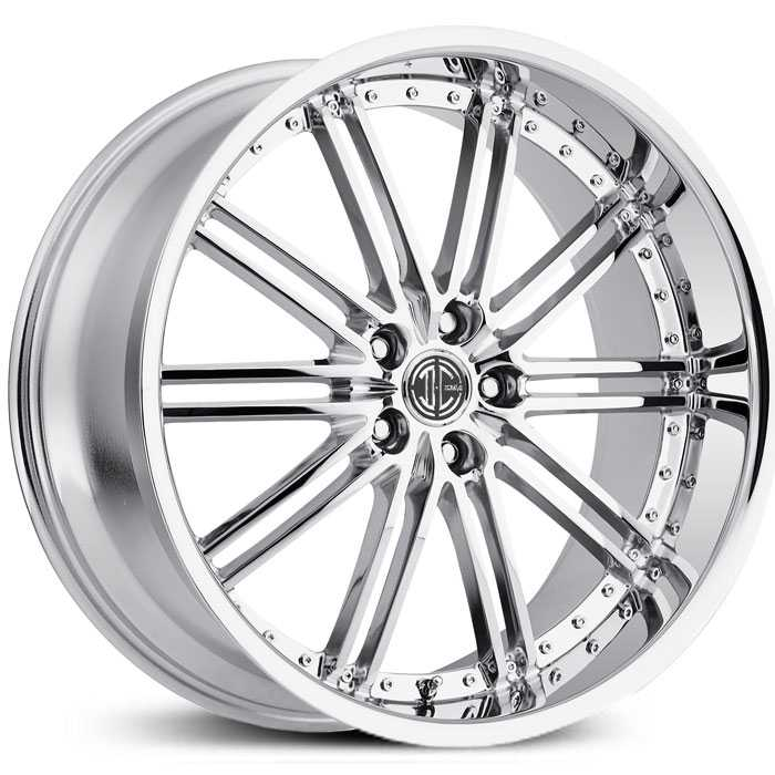2Crave No 33  Wheels Chrome