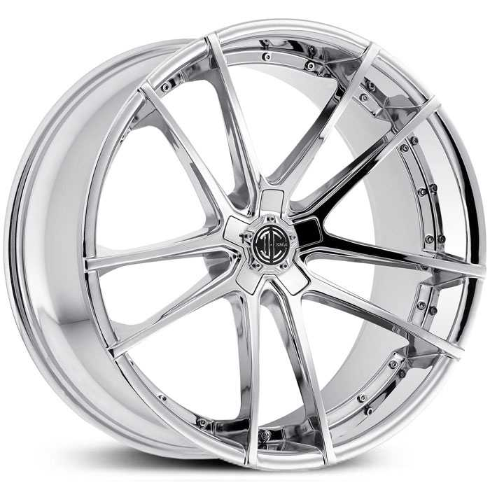 2Crave No 34  Wheels Chrome