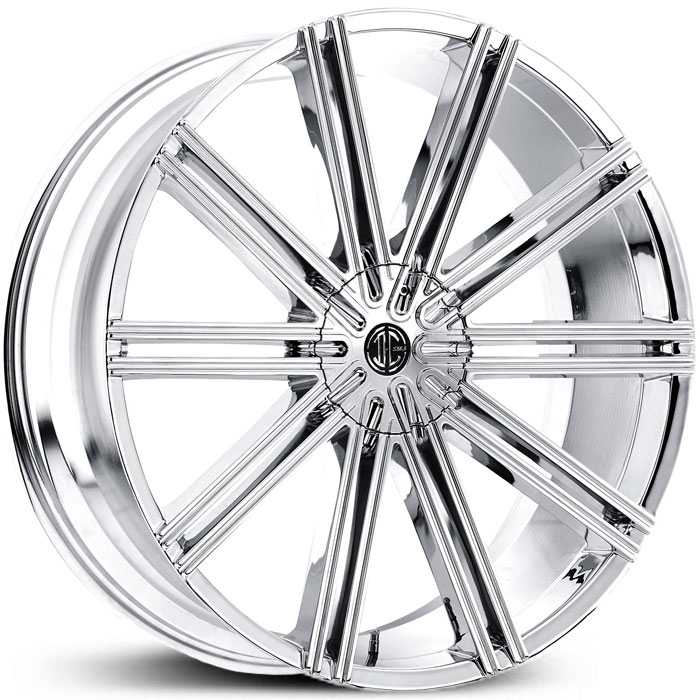 2Crave No 37  Wheels Chrome