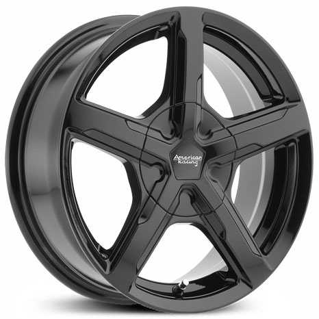 American Racing AR921 Black
