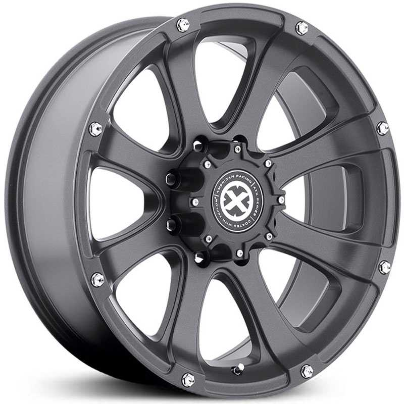 ATX Series AX188 Ledge  Wheels Cast Iron Black