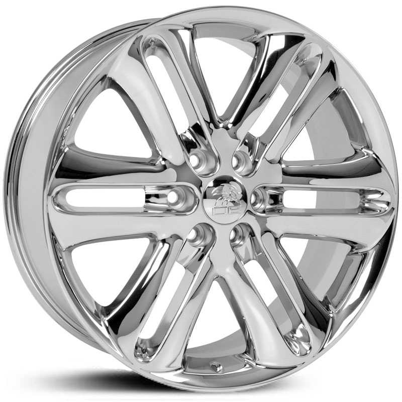 Fits Ford 22x9 F 150 Style Fr76 Chrome Hpo Wheels Rims Buy 332