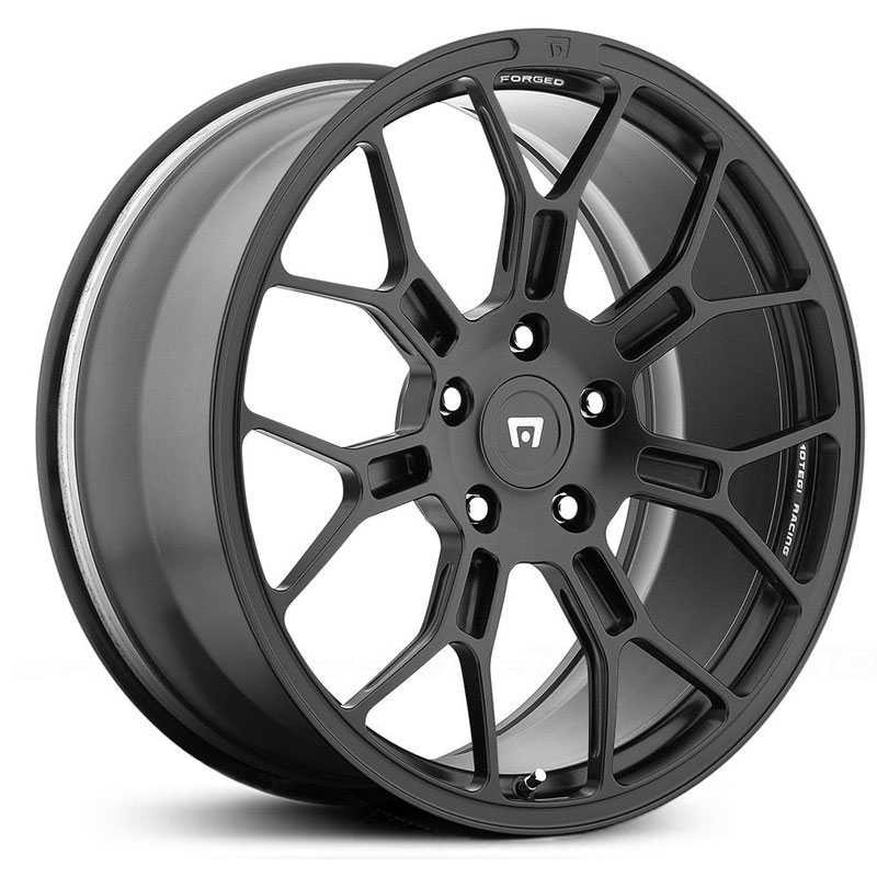 MR130 Technomesh 485 Italia Street Satin Black