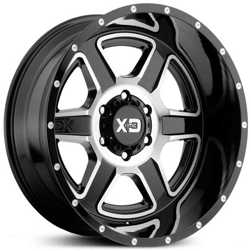 Xd Series Xd832 Fusion Wheels Rims