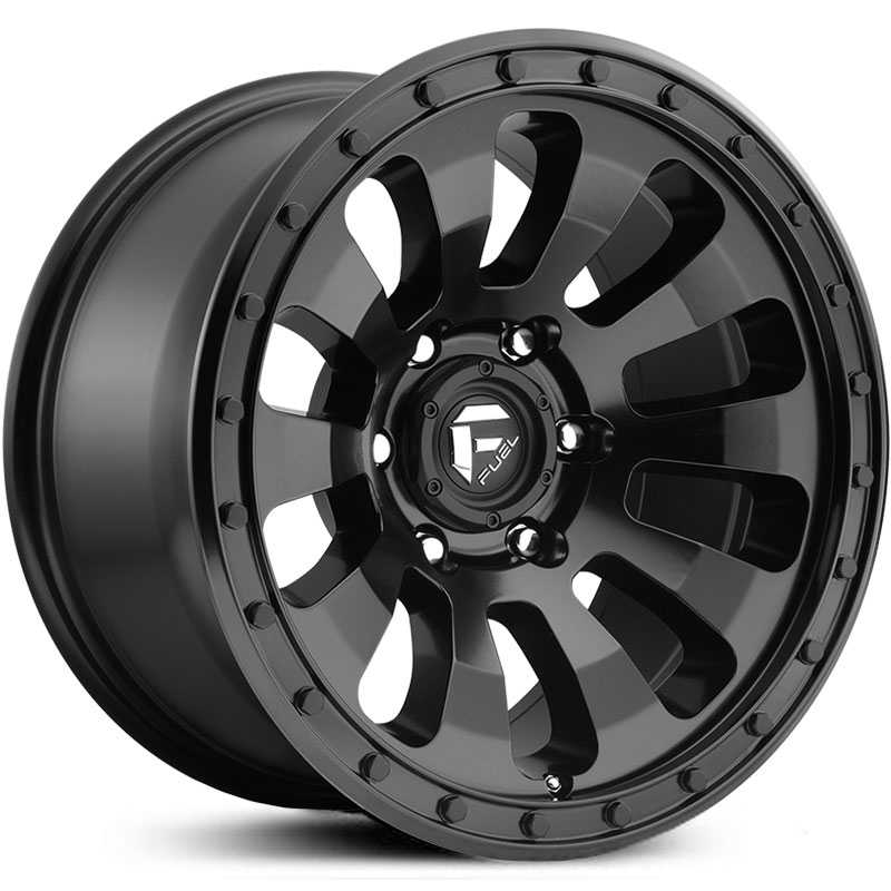 Fuel Wheels 20x9 >> 20x9 Fuel Offroad D630 Tactic Matte Black Mid Wheels And Rims
