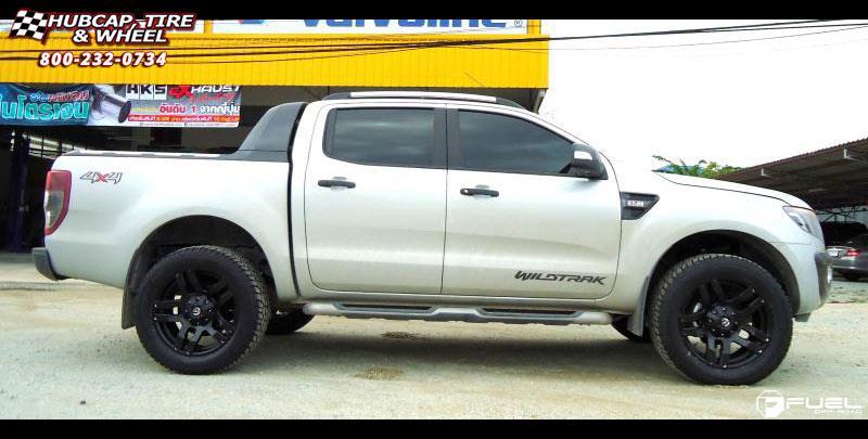 Ford Ranger Fuel Pump D514 Wheels Chrome