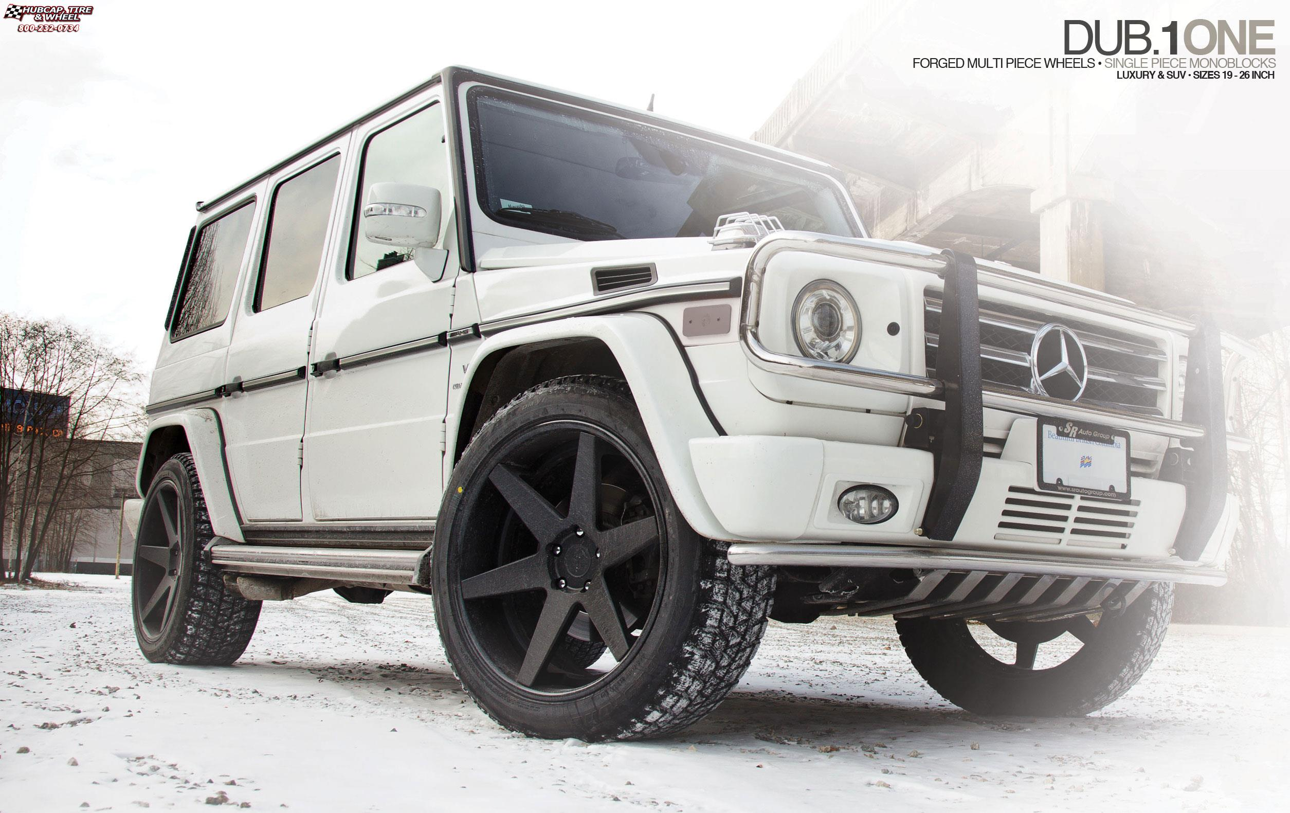 mercedes benz g wagon dub 6six wheels brushed face hi luster windows. Black Bedroom Furniture Sets. Home Design Ideas