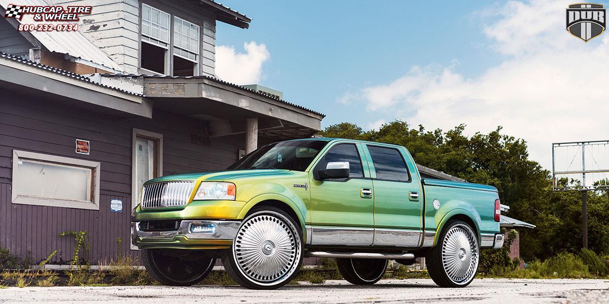 2010 F150 Custom >> Ford F-150 Dub S777 - Bellagio Wheels Chrome