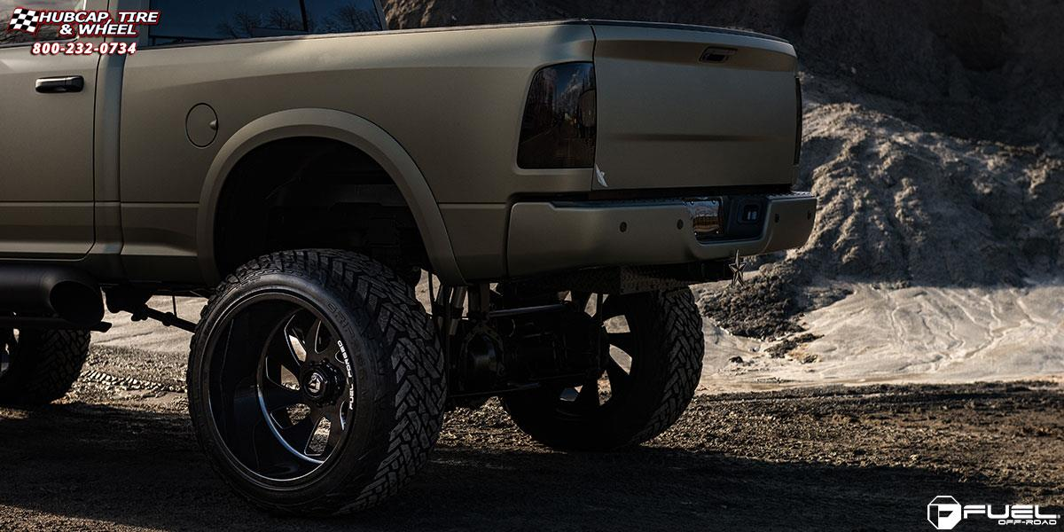 ram 2500 fuel forged ff11 26X16  Polished or Custom Painted wheels and rims