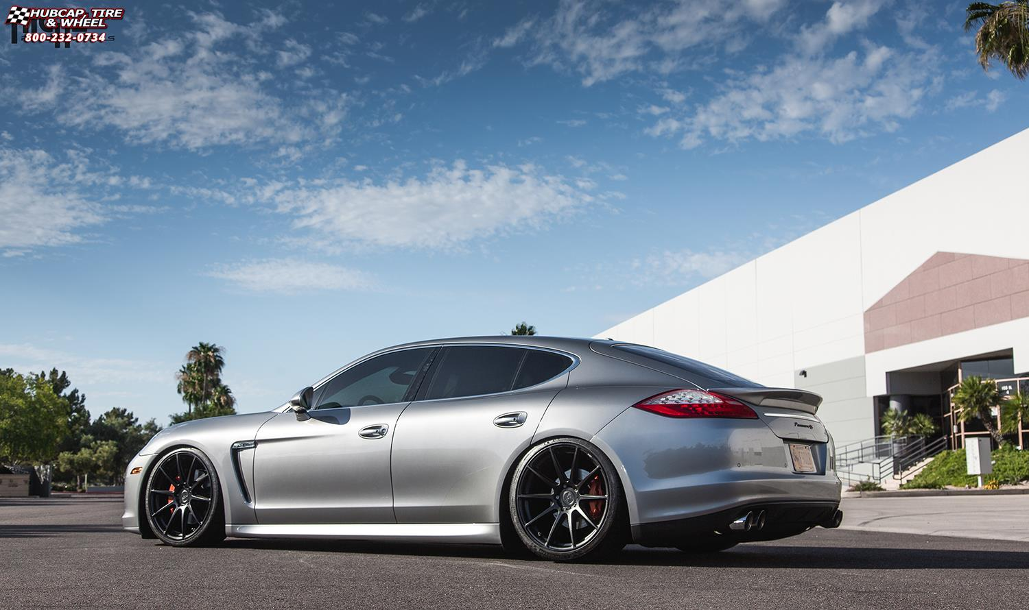 porsche panamera niche essen m147 wheels matte black. Black Bedroom Furniture Sets. Home Design Ideas