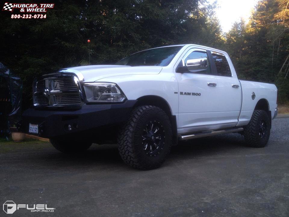 L on 2001 Dodge Ram 1500 Tire Size