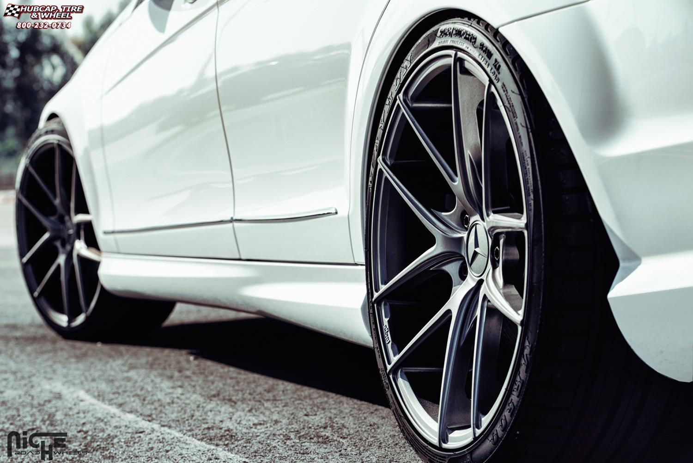 Mercedes Benz C250 Niche Targa M129 Wheels Anthracite