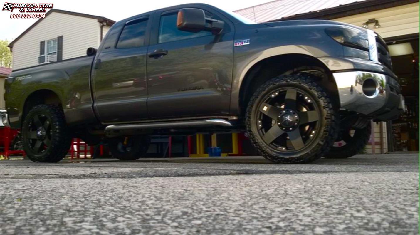 2011 Toyota Tundra Xd Series Xd775 Rockstar X Wheels Rims 4682