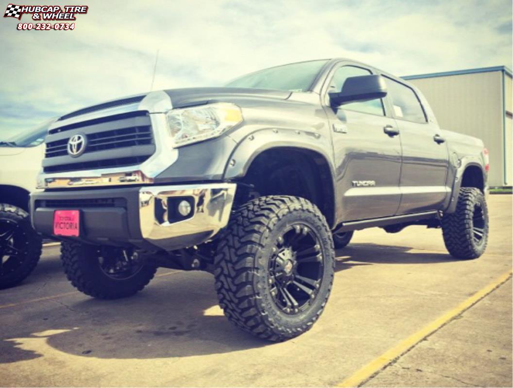 toyota tundra xd series xd822 monster ii   wheels and rims