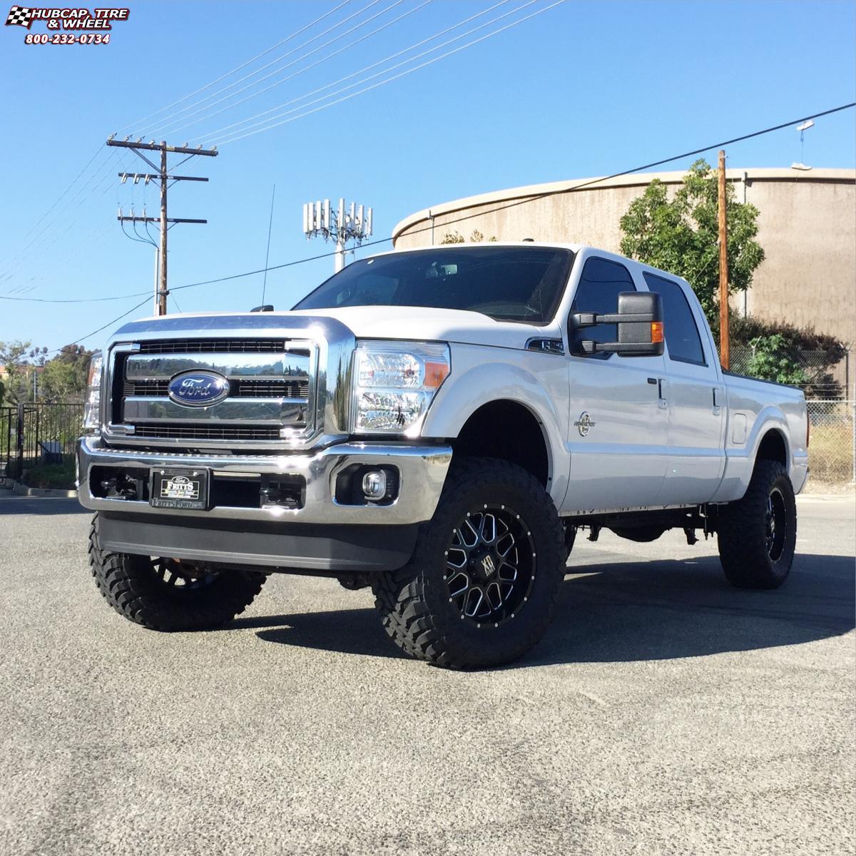 Ford F250 Wheels >> Ford F 250 Super Duty Xd Series Xd820 Grenade Wheels