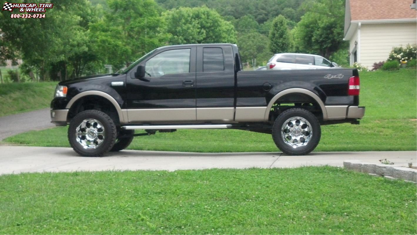 2005 ford f 150 moto metal moto metal chrome wheels and rims
