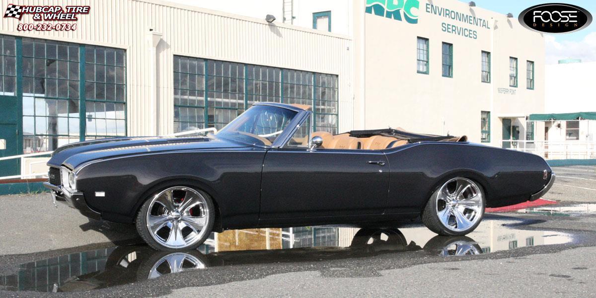 Cutlass On 30 Inch Rims : Oldsmobile cutlass foose heritage f concave wheels