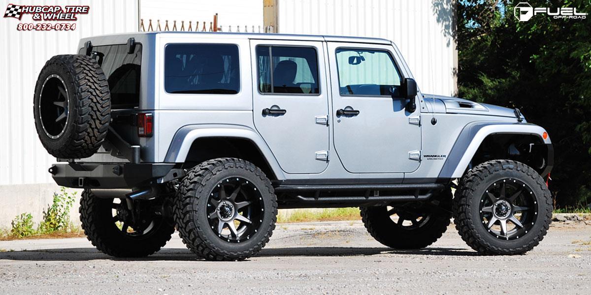 piece lip road rims g fuel maverick htm deep wheels wrangler with gallery jeep off