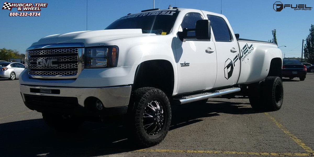 GMC Sierra 3500 Dually