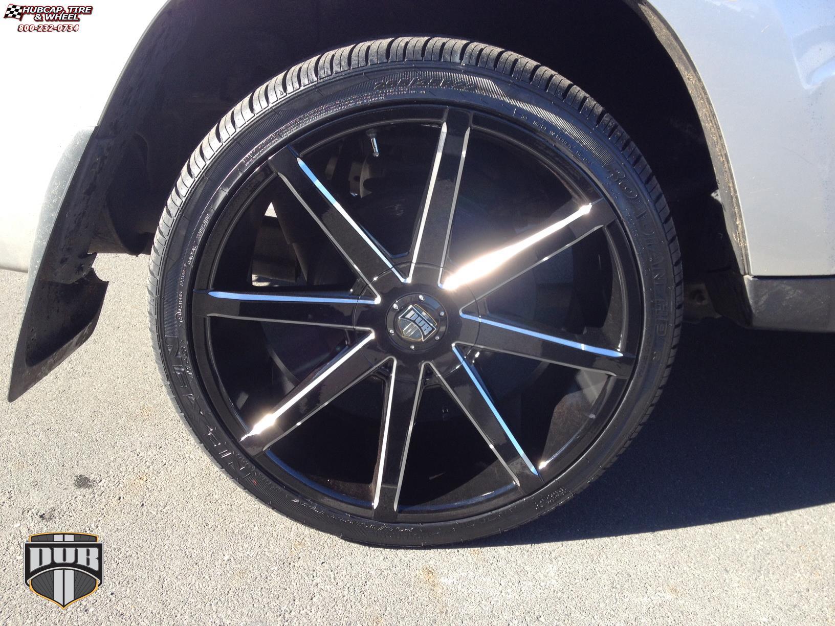 Jeep Grand Cherokee Dub Push - S109 Wheels Gloss Black ...