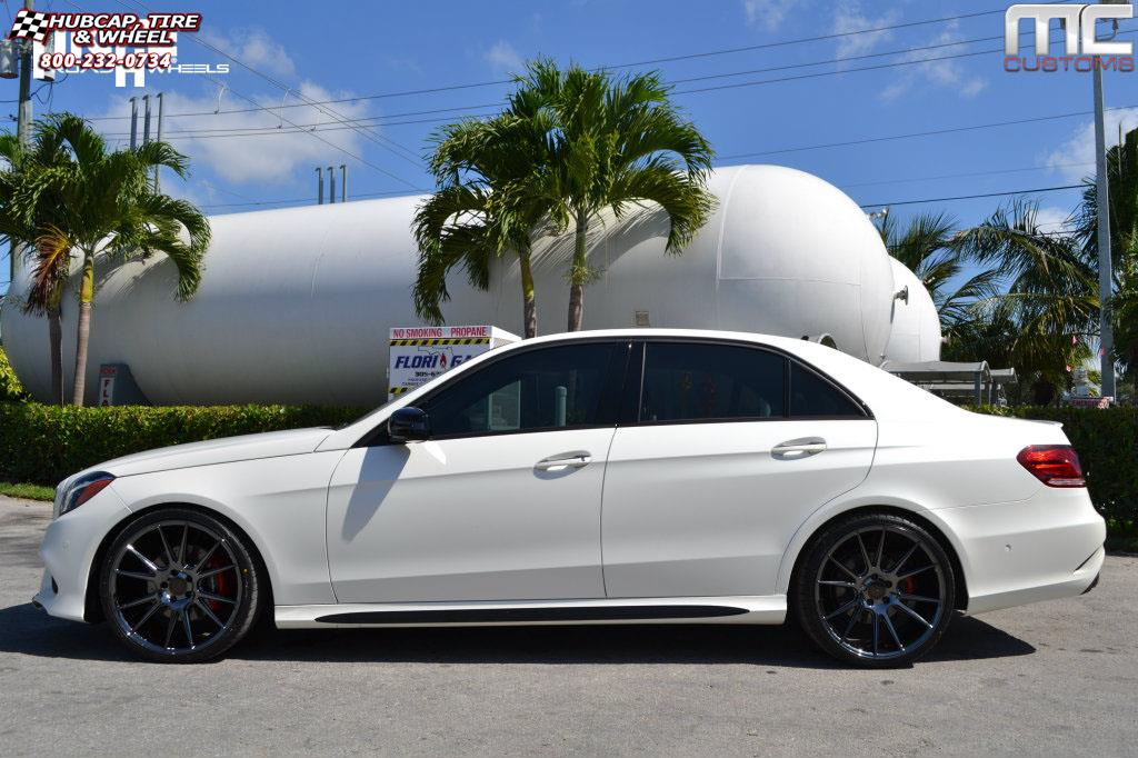 Mercedes Benz Wheel And Tire Protection