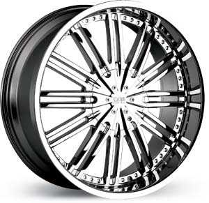 24x9 Status Knox 223 Chrome MID