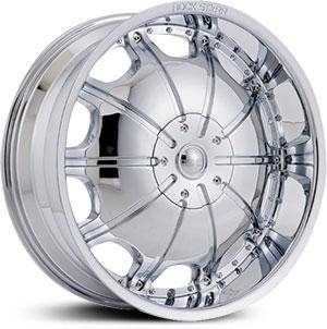 28x10 RockStarr Dynasty Chrome RWD